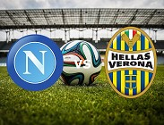Napoli Verona siti web e link streaming