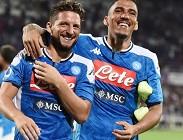 Streaming Napoli Verona gratis siti emittenti