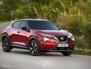 Nuovo suv Nissan Juke 2020
