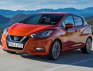 Nissan Micra 2019: prezzi listino