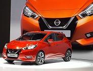 Nissan Leaf nuova versione 2019