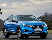 Nissan Qashqai 2019-2020 prezzi listino