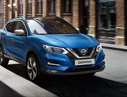 Nuovo modello Nissan Qashqai 2019