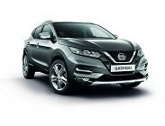 Motori e prezzi Nissan Qashqai