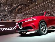 Alfa Romeo Stelvio e Giulia ibrida