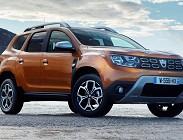 Dotazioni e prezzi Dacia Duster 2019