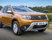 Nuova Dacia Duster 2019