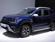 Prezzo Dacia Duster 2020 ibrida