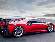 Ferrari, modelli, Ferrari Prototipo P80/C