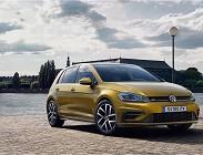 Motori e dotazioni Volkswagen Golf 8
