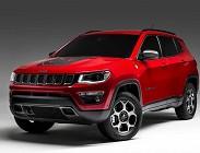 Prezzi e versioni Jeep Compass 2020