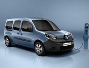 Equipaggiamenti nuova Renault Kangoo