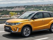 Tecnologie Suzuki Vitara 2019