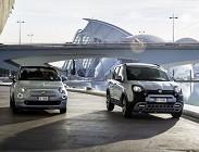 Fiat Panda e 500 mild hybrid