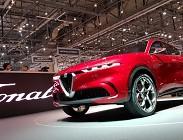 I modelli Alfa Romeo in uscita