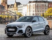 I modelli Audi in uscita