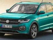 Sempre più nuovi suv Volkswagen