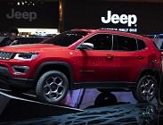 I modelli Jeep in uscita