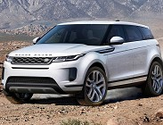 Range Rover Sport, nuova auto 2019