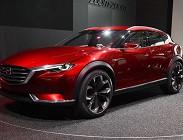 I modelli in uscita Mazda