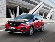 I modelli Opel in uscita