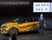 Nuove auto Renault