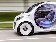 Smart forfour, nuova auto 2019