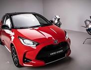 I modelli Toyota in uscita