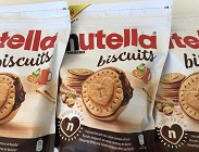 Nutella Biscuits in arrivo