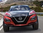 Nissan Qashqai, crossover 2019