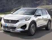 Nuovi SUV Peugeot 2019
