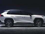 Toyota C-HR, nuova versione 2019