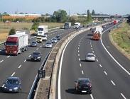 Nuovi limiti di velocità in autostrada