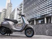 Vespa, sconti scooter a maggio 2020