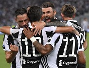 Streaming Olympiacos Juventus link siti web Champions League
