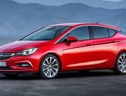 Opinioni nuova auto Opel Astra
