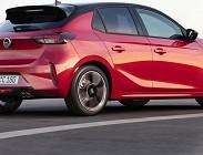 Opel Corsa 2020: versioni, motori