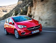 Opel Karl Rocks, city car