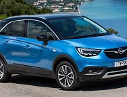 Dotazioni e prezzo Opel Crossland X