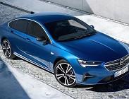 Dotazioni e prezzi Opel Insignia berlina