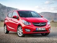 Opel Karl 2019: prezzi listino