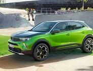 Consumi Opel Mokka 2020-2021