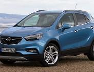 Qualità a bordo Opel Mokka X