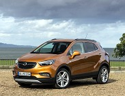Interni di qualità per suv Opel
