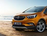 Opel Mokka X 2019: prezzi listino