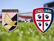 Palermo Cagliari in streaming