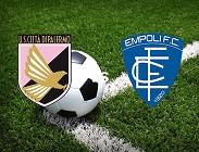 Palermo Empoli in streaming