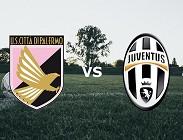 Palermo Juventus streaming gratis live. Dove vedere (aggiornamento)