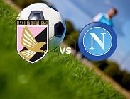 Palermo Napoli streaming live gratis. Vedere su siti web, link
