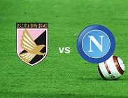 Napoli Palermo streaming gratis live per vedere su siti streaming, link (aggiornameto)